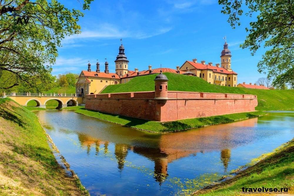 Туристические места Белоруссии