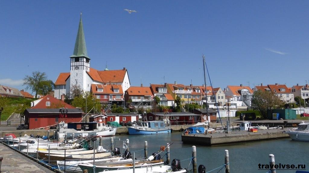 Борнхольм в Дании