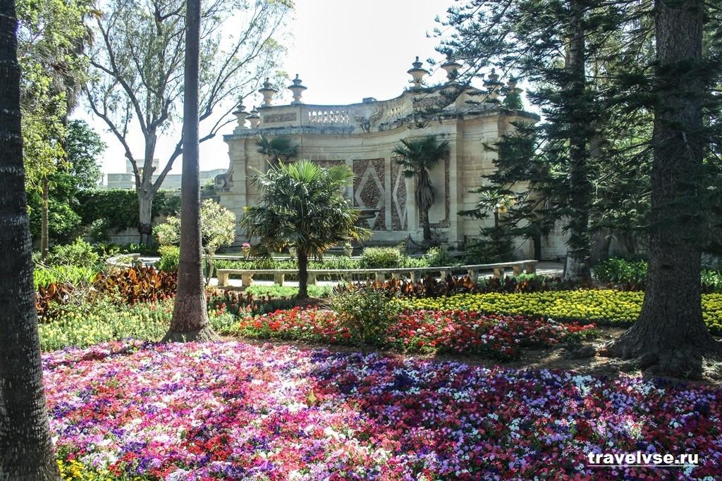 Ботанический сад Святого Антония
