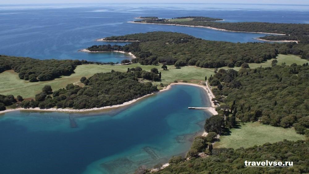 Бриуны в Хорватии