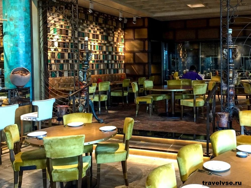 Ресторан Coya в Дубае