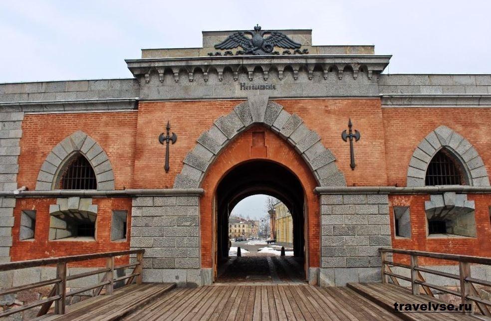 Даугавпилсская (Динабургская) крепость