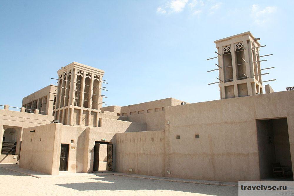 Дом Шейха Саида