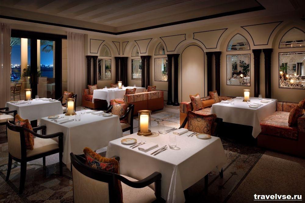 Ресторан Enigma в Дубае