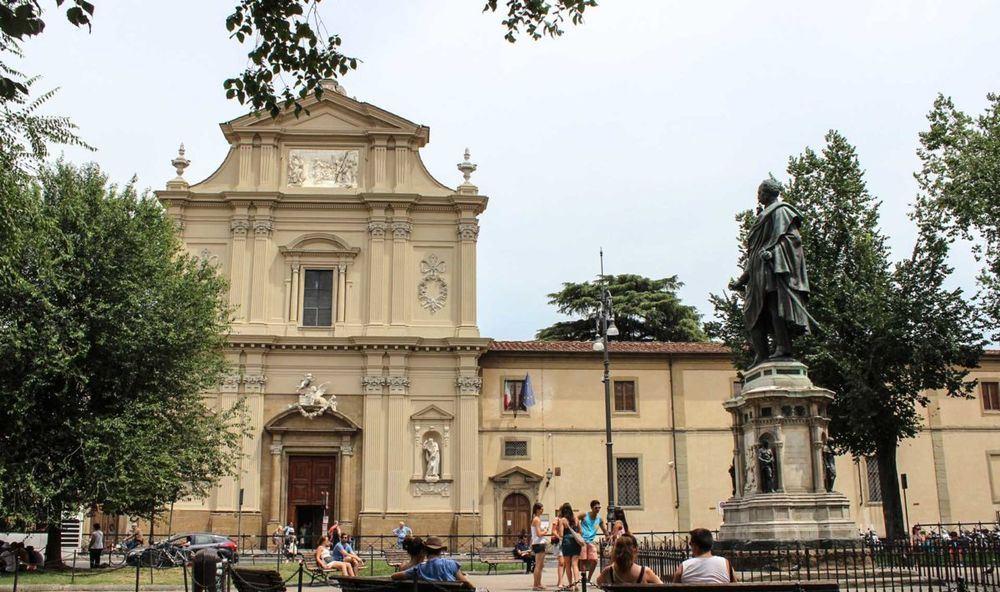 Флорентийская Академия изящных искусств