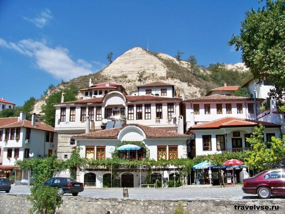 Город-музей Мелник