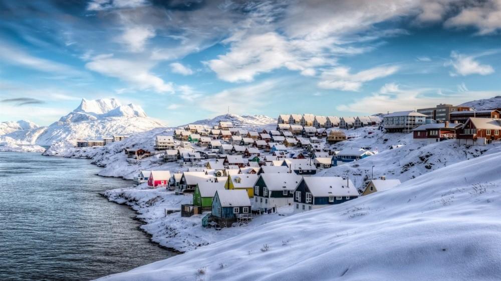 Нуук — главный город Гренландии