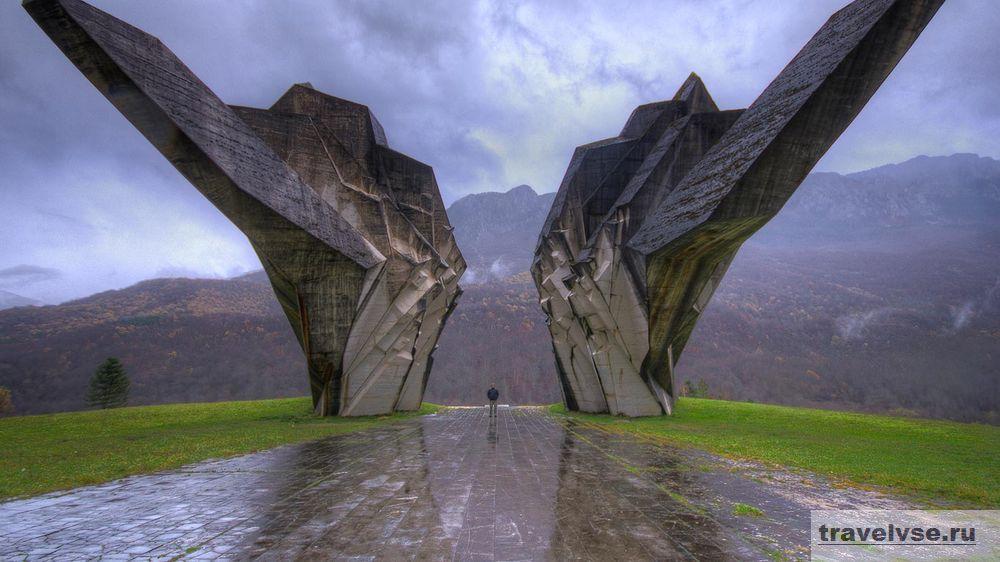 Исторический природный комплекс Сутьеска