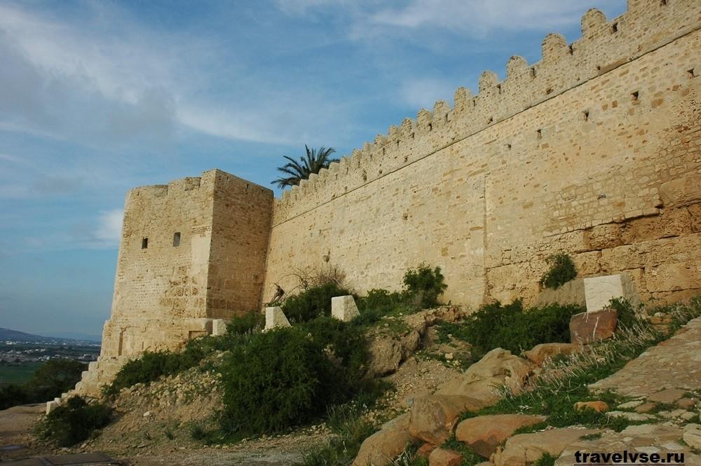 Келибия – крепость