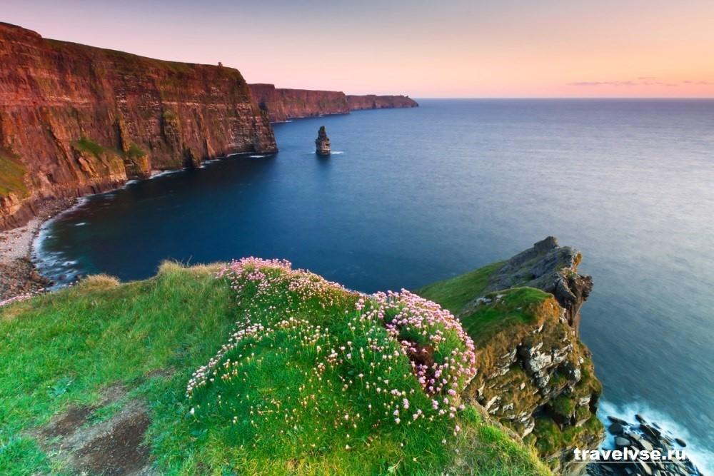 Климатические особенности Ирландии