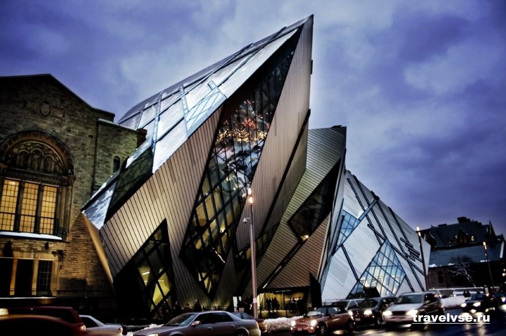 Королевский музей в Онтарио