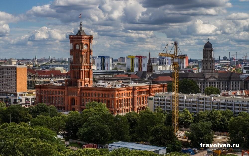 Красная ратуша