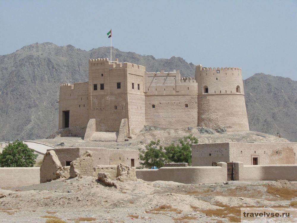 Крепость Аджмана