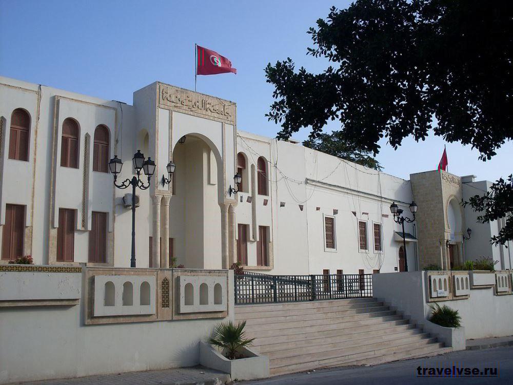 Мечеть аз - Зайтуна