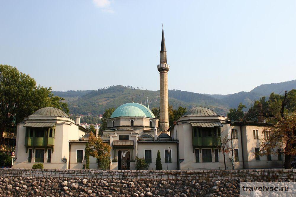 Мечеть царя Сулеймана