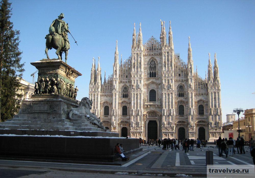 Миланский собор Рождества Девы Марии