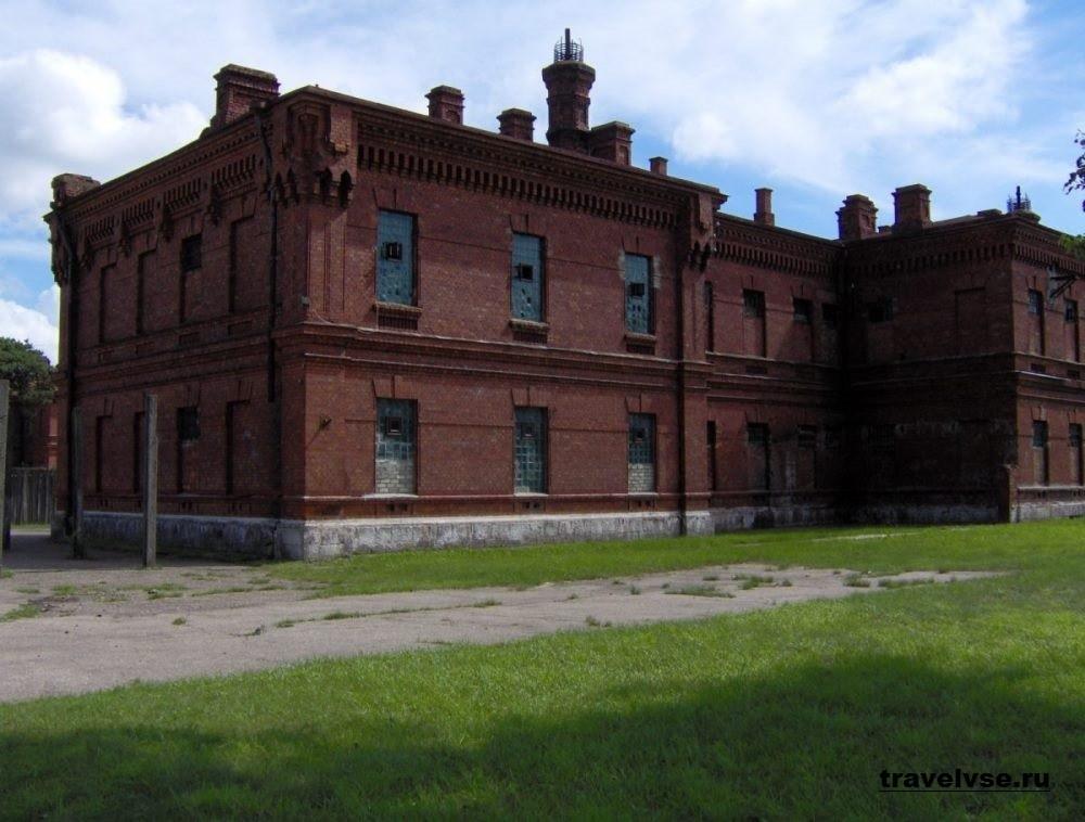 Музей-тюрьма Кароста