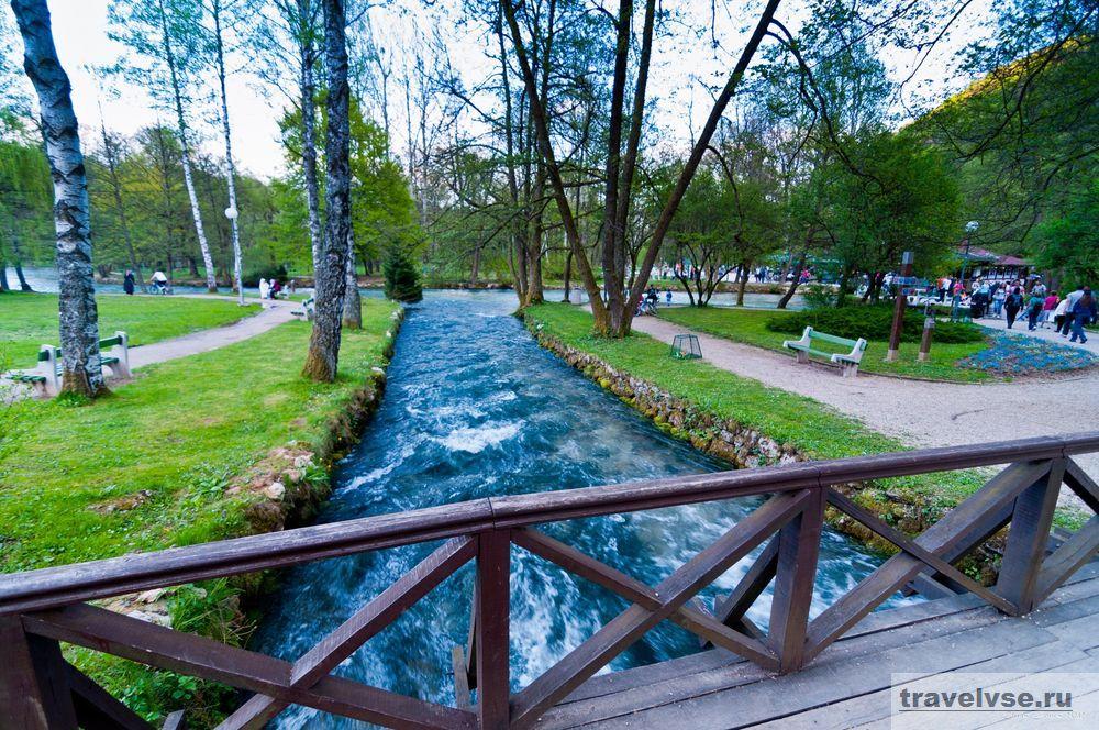 Национальный парк Врело-Босне