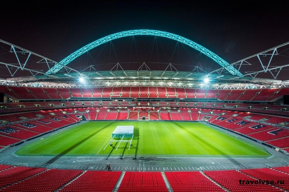 Новый Стадион Уэмбли
