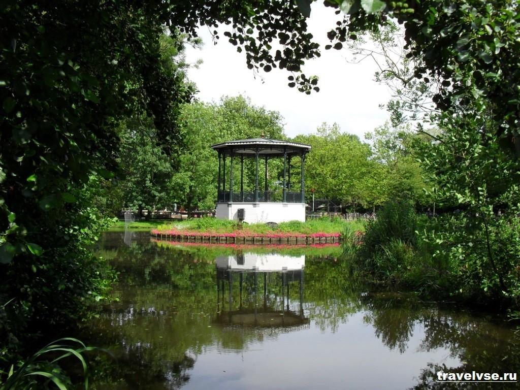 Общественный городской парк Вондела
