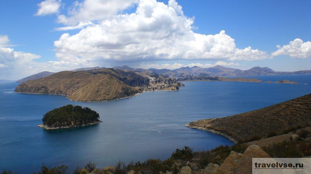 Озера Титикака