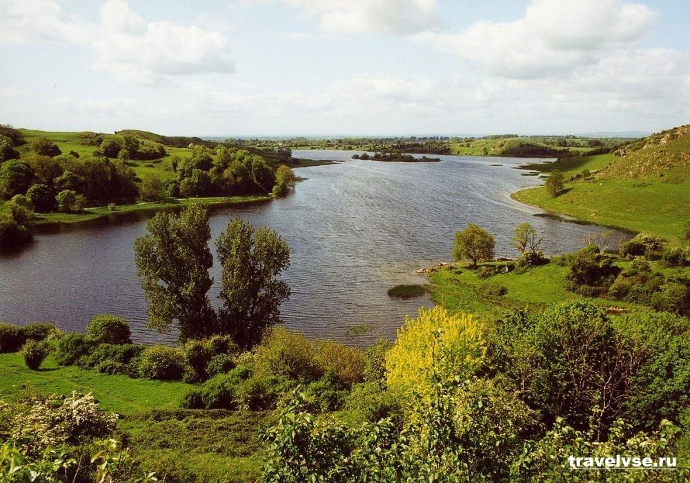 Озеро Лох-Гур