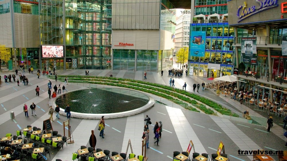 Потсдамская площадь
