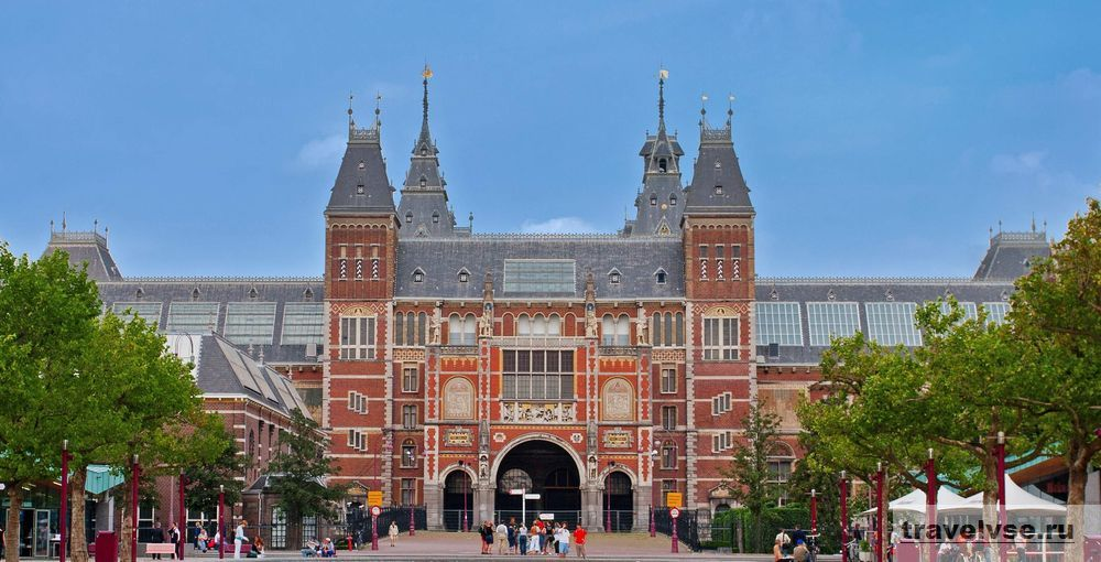 Рейкомюзеум в Нидерландах