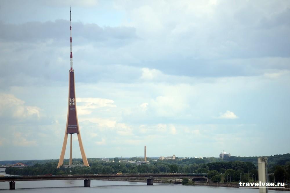 Рижская телевизионная башня