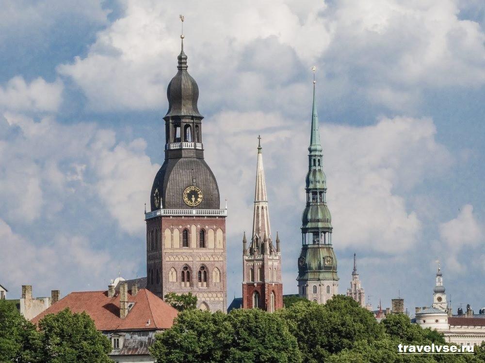 Рижская церковь Святого Петра