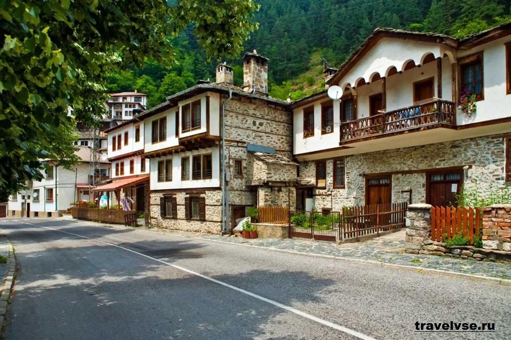 Село Широка-Лыка