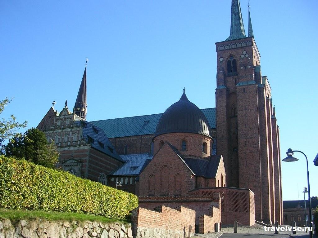 Собор Роскилле в Дании