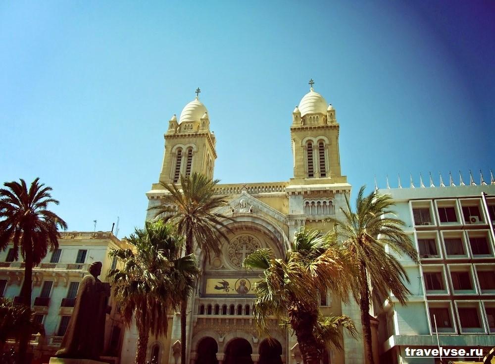 Собор Святого Викентия де Поля