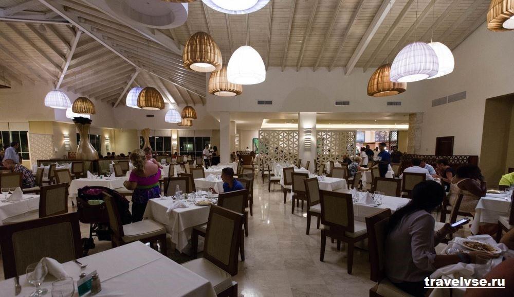 Ресторан Tortuga в Дубае