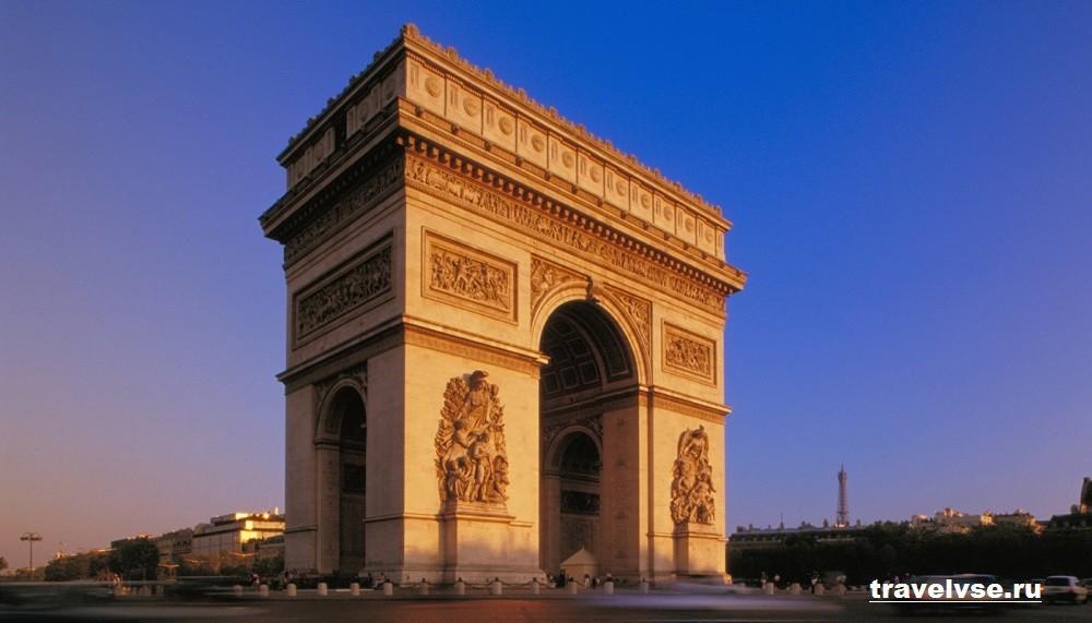 Триумфальная арка (Париж)