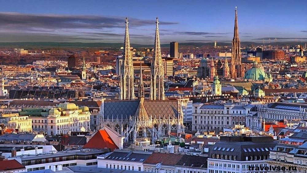 Вена - столица Австрии