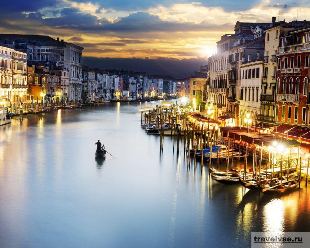 Венецианский Гранд-канал
