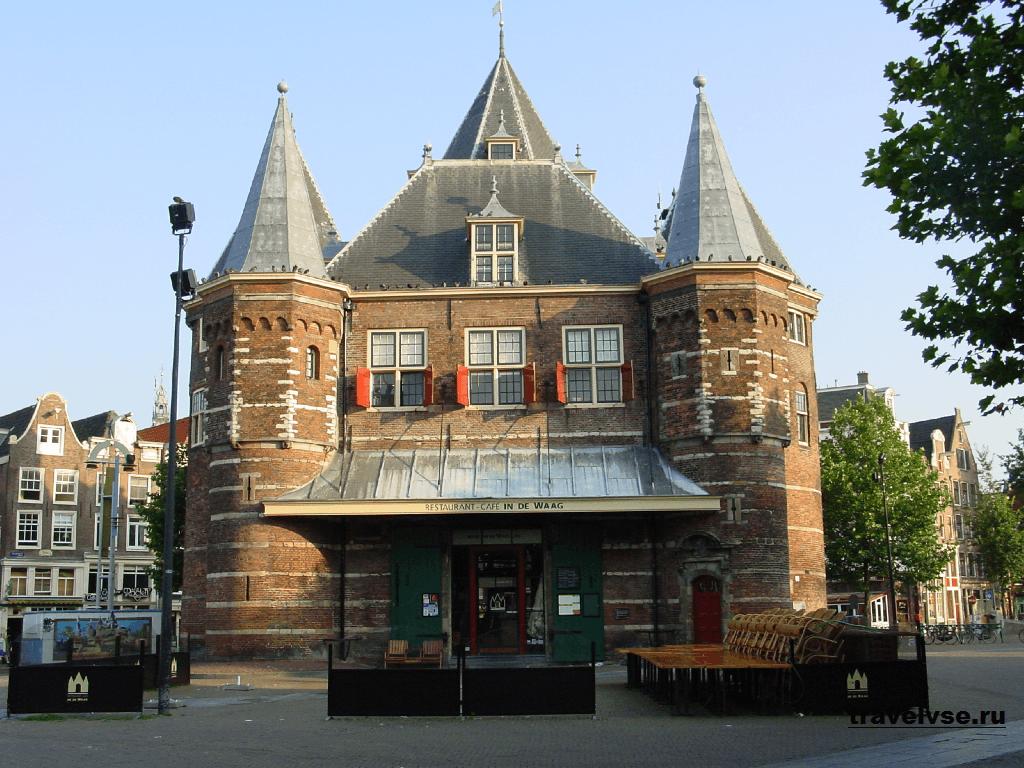 Весовая палата Амстердама