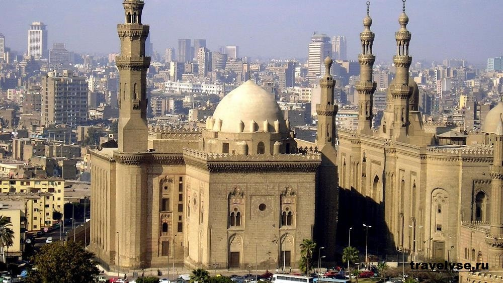 Лучшие достопримечательности Египта