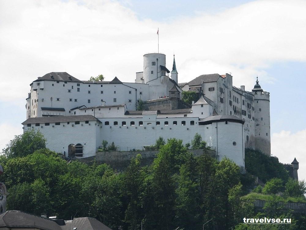 Замок Хоэнзальбург