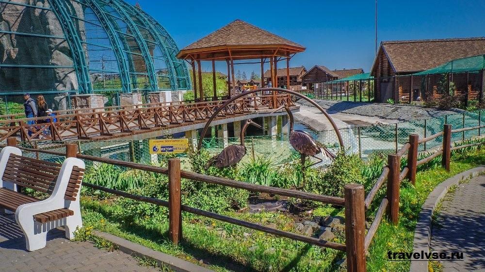 Зоологический парк Удмуртии