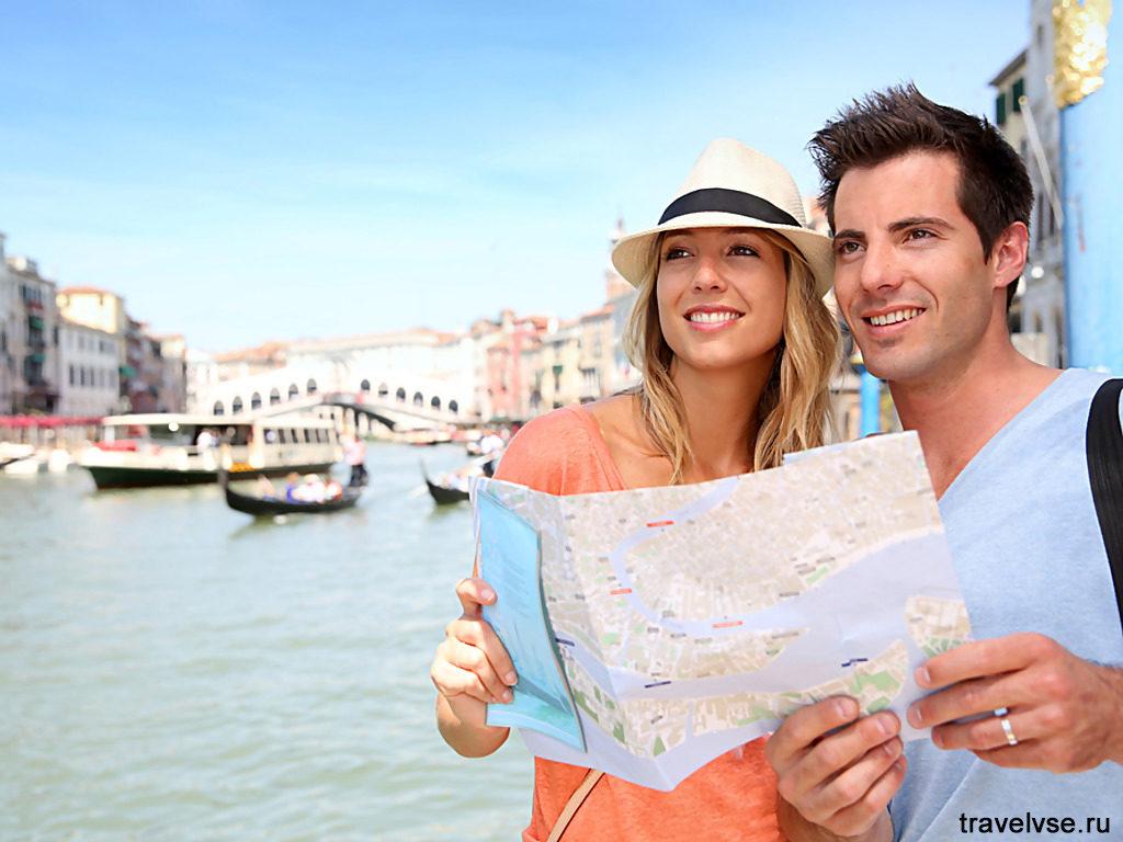 путешествия Италия