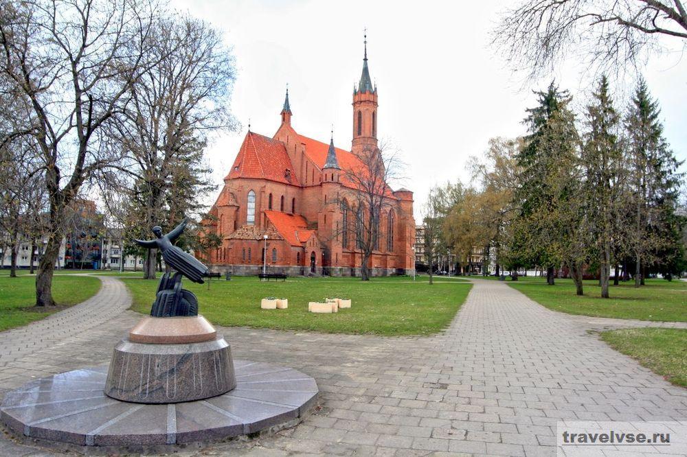 Город Друскининкай