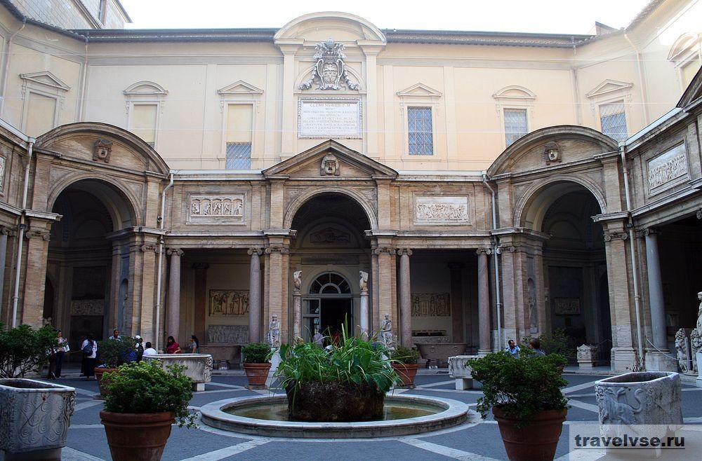 Музей Пио-Клементино