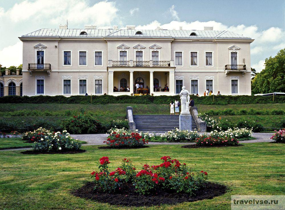 Музей янтаря в Литве