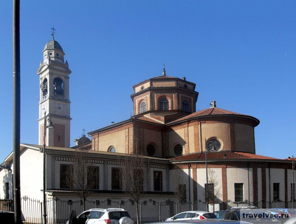 Церковь Санто-Стефано-дельи-Абиссини