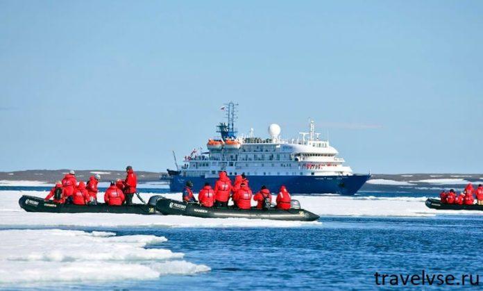 развитие туризма в Арктических землях