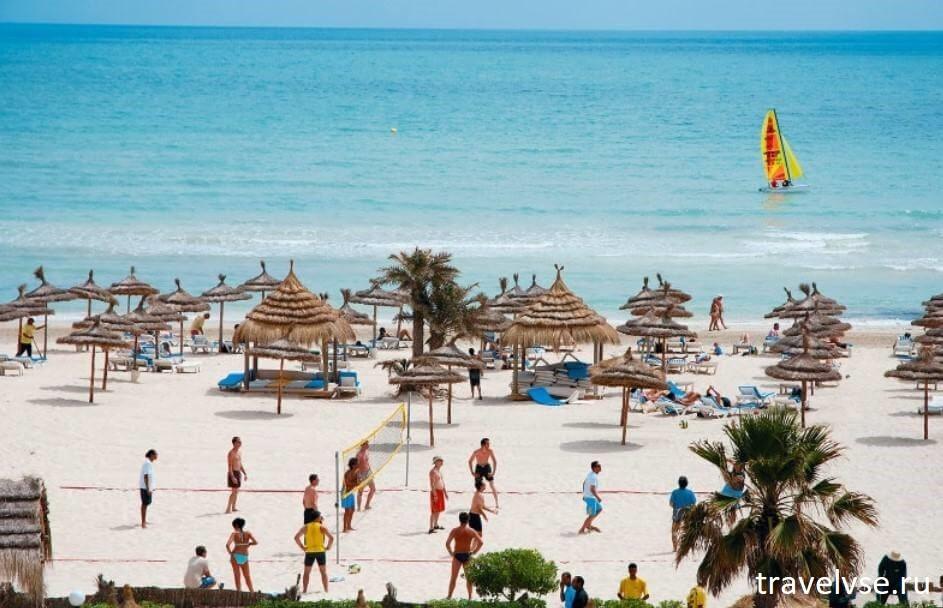Полеты в Тунис станут
