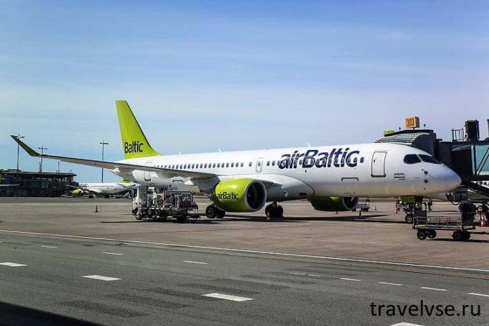 AirBaltic возвращает полёты в Россию