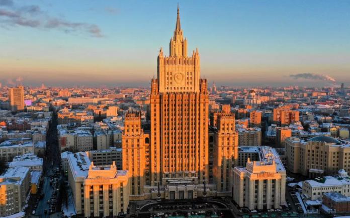 В Министерстве иностранных дел считают, что ковидные паспорта будут стеснять права иностранных туристов